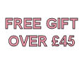 Free Gift Over �45